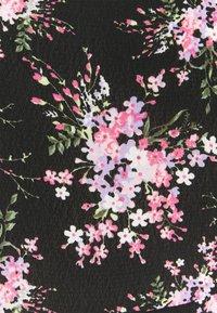 Dorothy Perkins Petite - MINI TIERRED HIGH NECK DRESS - Day dress - pink - 5