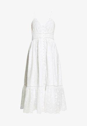 SUMMER DRESS - Freizeitkleid - white
