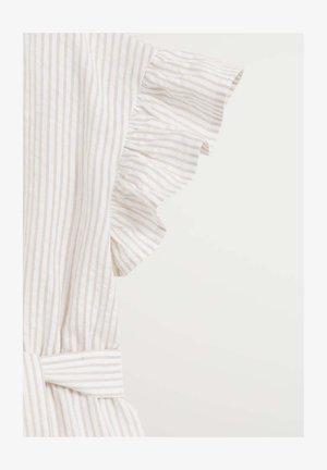 CAMEL - Korte jurk - gebroken wit