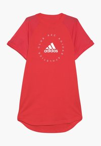 adidas Performance - BOLD DRESS - Sports dress - pink - 0