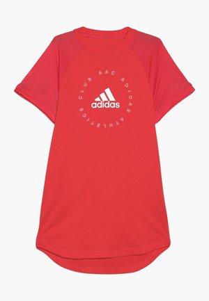 BOLD DRESS - Sports dress - pink
