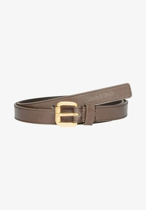 Belt - nutshell brown