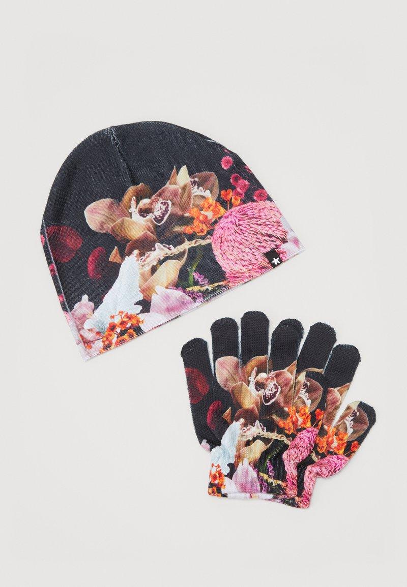 Molo - KAYA SET - Handschoenen - bouquet