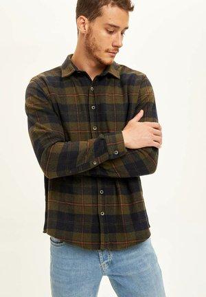 HEMDJACKE - Shirt - khaki