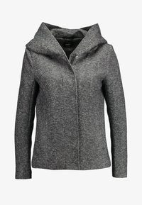 ONLY - ONLSEDONA LIGHT SHORT JACKET - Lett jakke - dark grey melange - 3