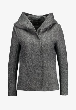 ONLSEDONA LIGHT JACKET - Chaqueta fina - dark grey melange