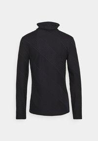 Daily Sports - FLOY HALF NECK - Bluzka z długim rękawem - navy - 1