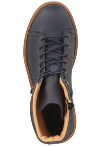 El Naturalista - Platform ankle boots - ocean - 1