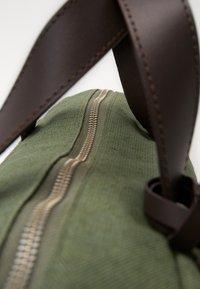 Pier One - UNISEX - Briefcase - khaki - 5
