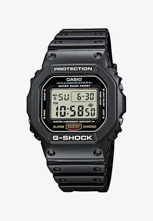 TIMECATCHER - Digital watch - zwart