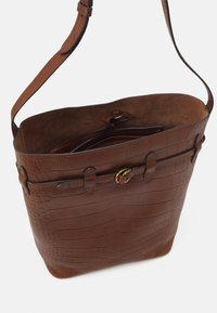 Polo Ralph Lauren - CROC SET - Across body bag - cuoio - 2