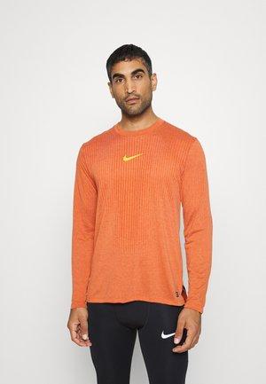 Sports shirt - burnt sunrise/total orange