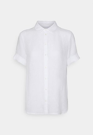 BLOUSE - Button-down blouse - white