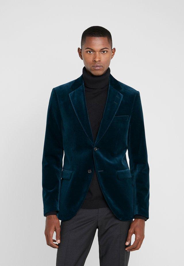 JAMONTE - Blazer jacket - scarab green