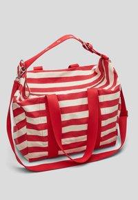 s.Oliver - Tote bag - red stripes - 4
