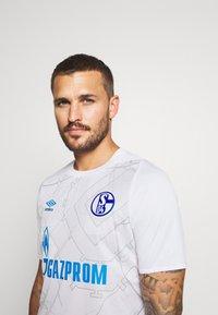 Umbro - FC SCHALKE 04 AWAY - Club wear - brilliant white - 3