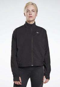 Reebok - RUNNING ESSENTIALS - Training jacket - black - 0