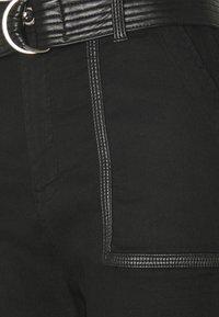 The Kooples - Kalhoty - black - 2