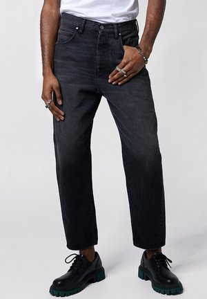 TONI  - Straight leg jeans - dark grey