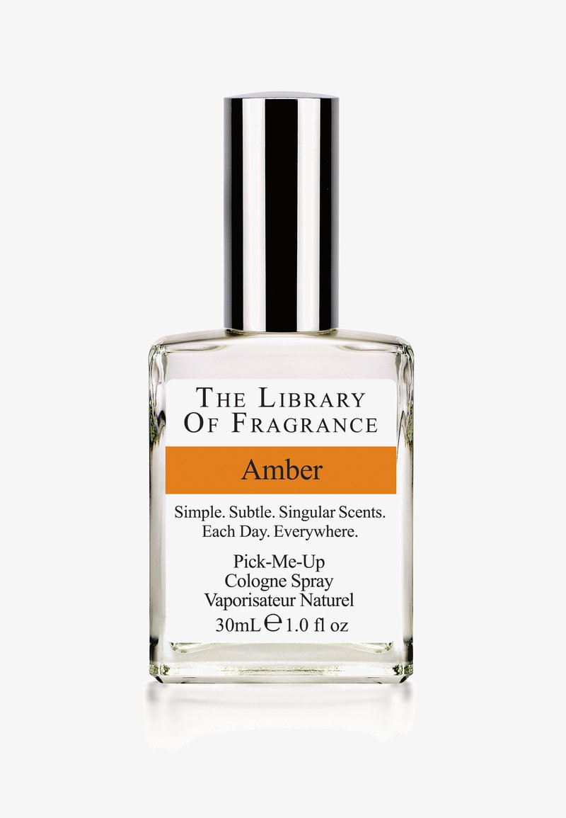 The Library of Fragrance - EAU DE COLOGNE - Eau de Cologne - amber