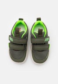 Superfit - RUSH - Tenisky - grün/hellgrün - 3