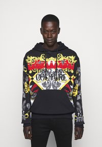 Versace Jeans Couture - Hoodie - nero - 0