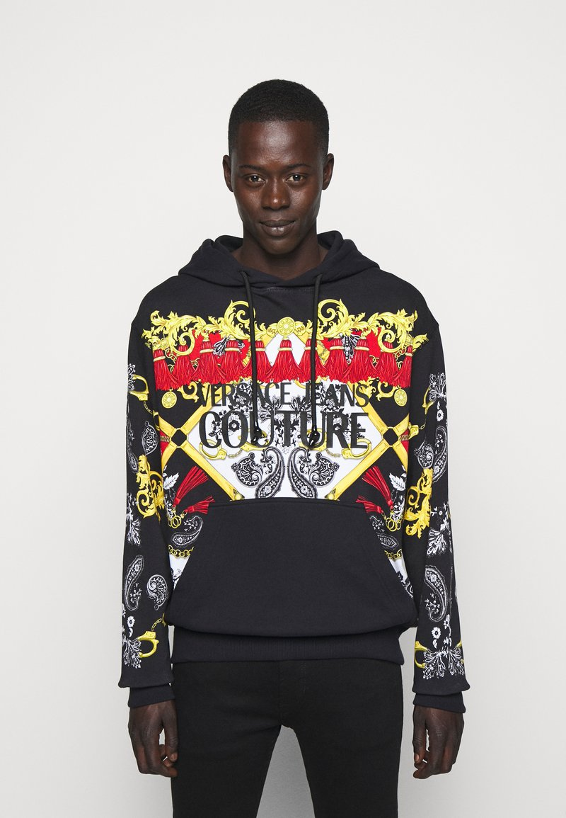 Versace Jeans Couture - Hoodie - nero