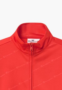 Champion - LEGACY BACK TO SCHOOL FULL ZIP SET - Tracksuit - red - 4