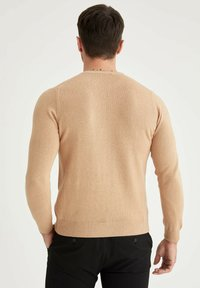 DeFacto - ITALIAN COLLECTION - Neule - brown - 1