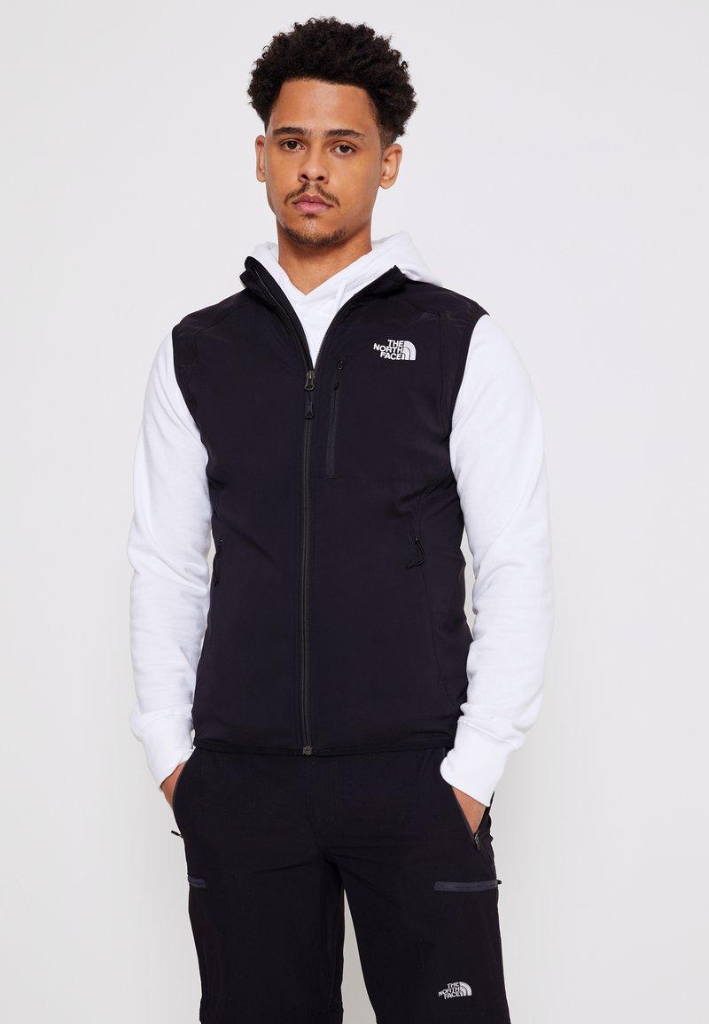 The North Face - NIMBLE VEST - Waistcoat - black
