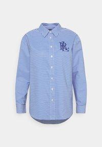 Lauren Ralph Lauren - Button-down blouse - blue/white - 0