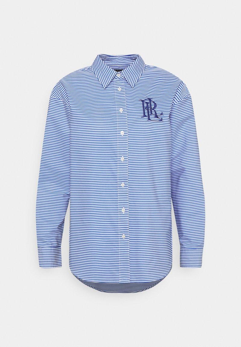 Lauren Ralph Lauren - Button-down blouse - blue/white