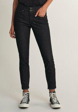 SECRET PUSH IN - Jeans Skinny Fit - schwarz