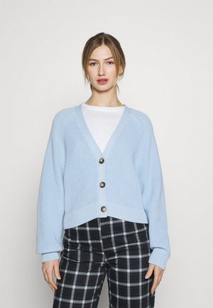 ZETA CARDIGAN - Strickjacke - blue