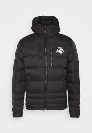 PUFFER JACKET - Summer jacket - black