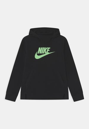 Bluza z kapturem - black, green