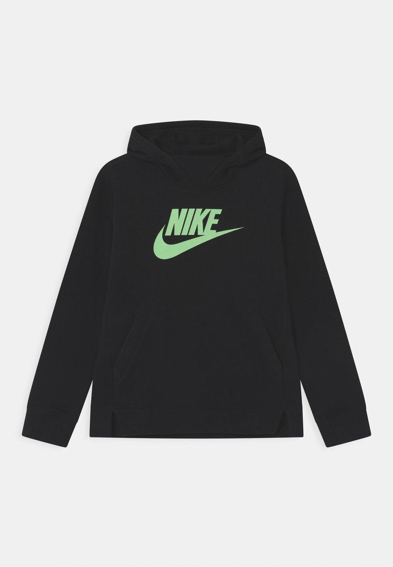 Nike Sportswear - Felpa con cappuccio - black, green
