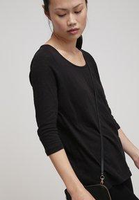 ONLY - ONLCASA - Long sleeved top - black - 3