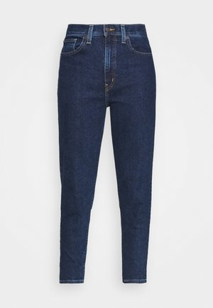 HIGH WAISTED TAPER - Relaxed fit jeans - make a splash