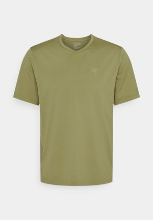 REMIGE MENS - Basic T-shirt - kinetic heather