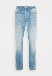 3301 STRAIGHT TAPERED - Straight leg jeans - vintage beryl blue