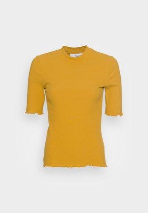 SLFANNA CREW NECK TEE - Basic T-shirt - arrowwood