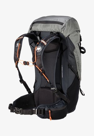 DUCAN  - Backpack - granit-black