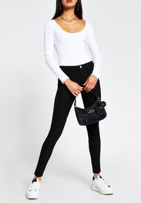 River Island - Jeggings - black - 1
