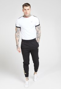 SIKSILK - T-shirt print - white - 1