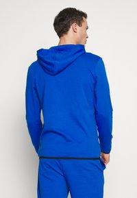 Calvin Klein Underwear - HOODIE - Camiseta de pijama - blue - 2