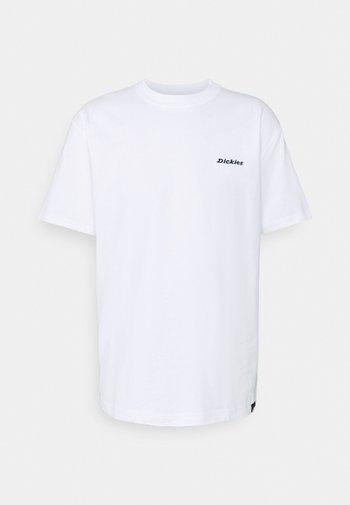 LORETTO TEE - T-shirts print - white