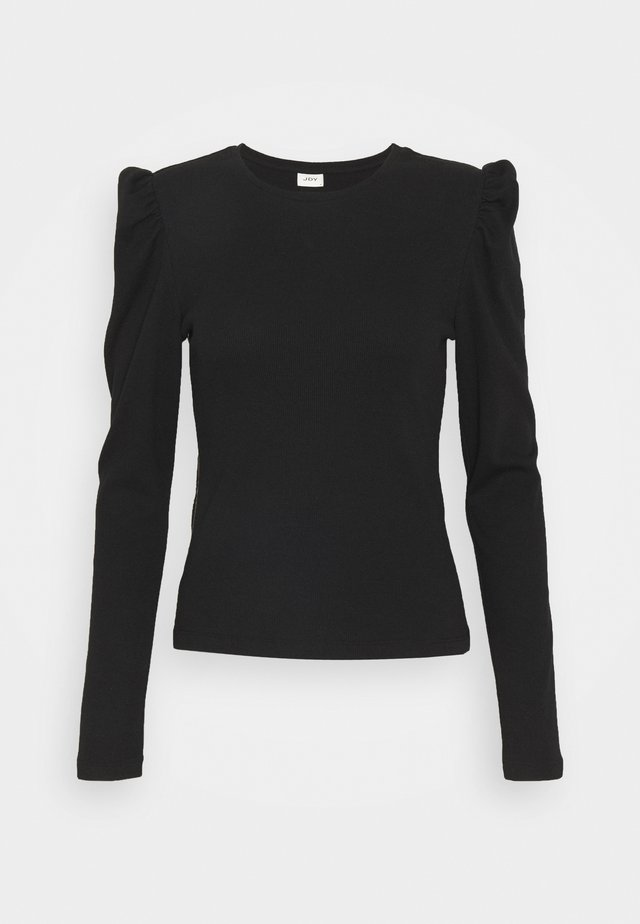 JDYCEREN PUFF SLEEVE - Long sleeved top - black