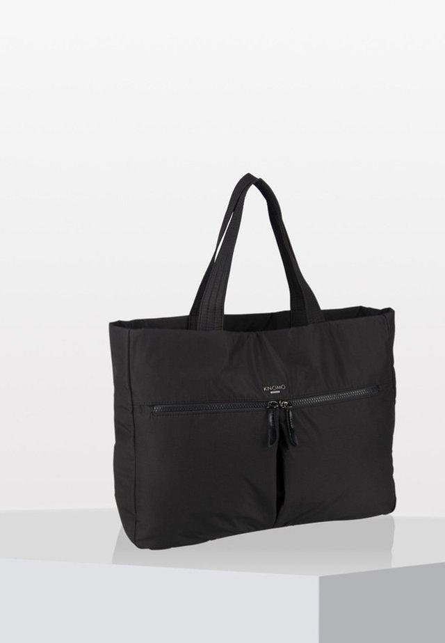 DALSTON AMSTERDAM - Tote bag - black