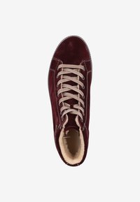 Legero - Lace-up ankle boots - amarone rot - 1